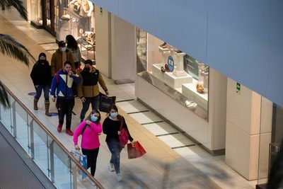 La OCDE proyecta para Chile un crecimiento económico del 6,7 % en 2021