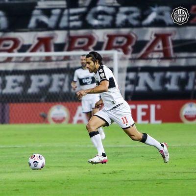 "Iván Torres: ""Estoy muy feliz en Olimpia"""