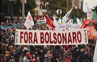 Nueva jornada de protestas callejeras contra Bolsonaro en Brasil – Prensa 5