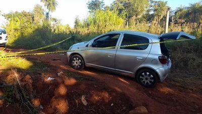 Recuperan en Franco vehículo robado en Brasil