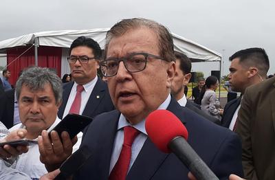 """Duarte Frutos afirmó que en política, hasta """"el más limpio tiene mugre"""""""