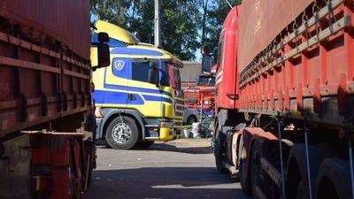 Guairá: Tratarán de llegar a acuerdo para levantar paro de camiones