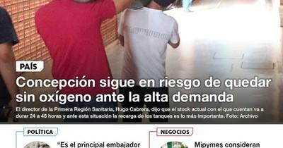 La Nación / LN PM: Las noticias más relevantes de la siesta del 31 de mayo