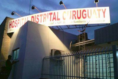 Curuguaty, al tope: Registra hasta 75% de testeos positivos y atienden a pacientes en pasillos