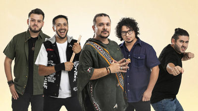 Tierra Adentro lleva su sonido a Latinoamérica, junto a Nacho y Felipe Peláez