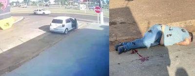 ¡ÚLTIMO MOMENTO!. Asesinan a un hombre en Ponta Porã