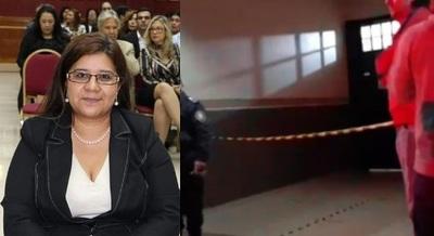 Asesino de jueza de Hernandarias fue condenado a 30 años de prisión