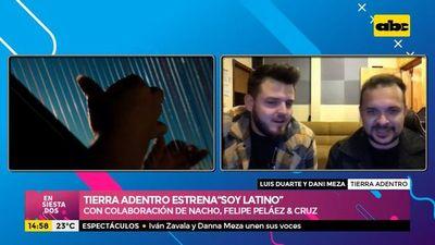 """Tierra Adentro estrena canción """"Soy Latino"""""""