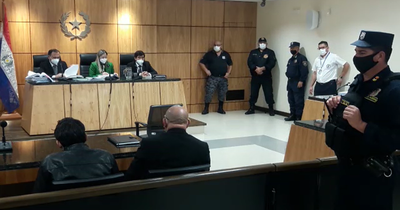 Condenan a 30 años de cárcel a guardia que mató a jueza en Hernandarias