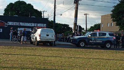 Asesinan a balazos a un brasileño en la línea internacional