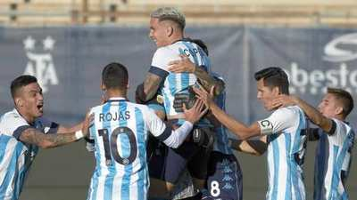 Racing eliminó a Boca por penales y jugará la final de la Copa de la Liga