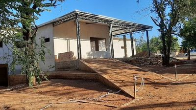Autoridades verifican obras construidas con dinero de fondos de emergencia en Misiones