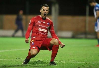 Las estadísticas de Leo Villagra, el goleador del Apertura