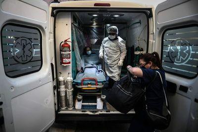 Mayo se despide con otros 103 fallecidos y 2.696 nuevos infectados
