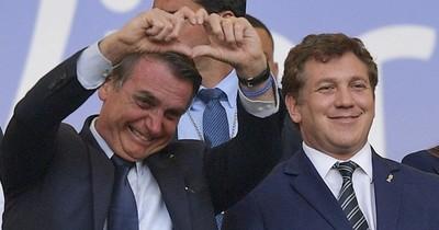 La Nación / Brasil acoge Copa América