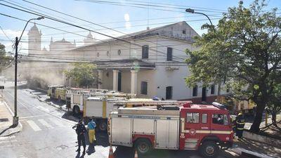 Edificios patrimoniales no cuentan  con prevención de incendio o son obsoletos