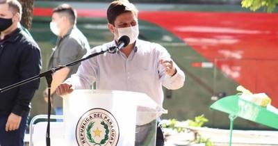 La Nación / Repudian expresiones del intendente Derlis Espínola