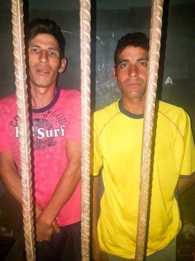 Robaron una BATERÍA USADA y fueron presos