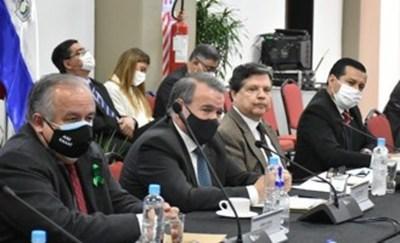 Anexo C: Canciller pide profundizar tareas con autoridades de Itaipú
