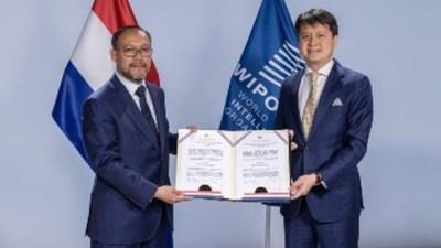 Paraguay amplía compromiso con la protección de los derechos de propiedad intelectual
