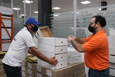 TSJE alista 12.000 maletines electorales para las internas