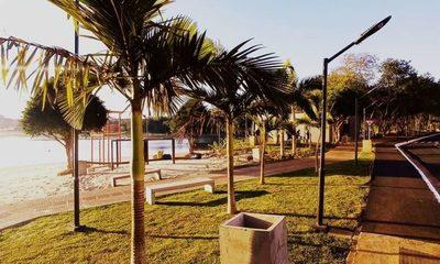 Prieto inaugura la primera costanera de Ciudad del Este, que cuenta con una amplia playa inclusiva – Diario TNPRESS