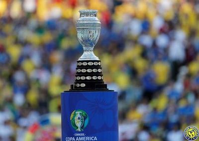 La copa América finalmente se jugará en Brasil •