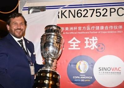 """Copa América: Brasil dice que """"no hay nada seguro"""""""