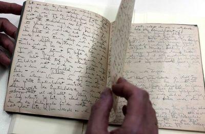 Escritos y dibujos inéditos de Kafka, accesibles online