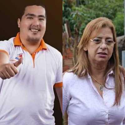 Quien será el próximo intendente de CDE: Lilian o Hugo