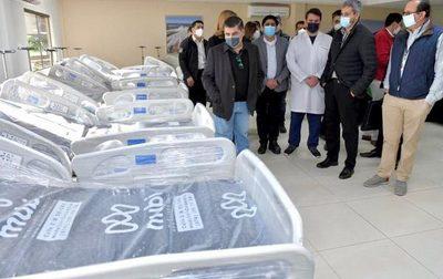 ITAIPU entregó medicamentos, equipos biomédicos e insumos para el Sistema Nacional de Salud en el marco de la lucha contra el COVID-19