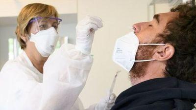 Covid-19: cifra de internados orilla los 4.000, casi 600 en terapia