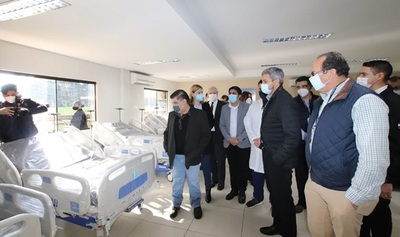 Itaipu entrega lote de medicamentos, equipos e insumos al sistema sanitario