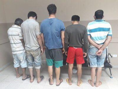 Siete acusados con pedido de apertura a juicio en la Fiscalía de Hernandarias