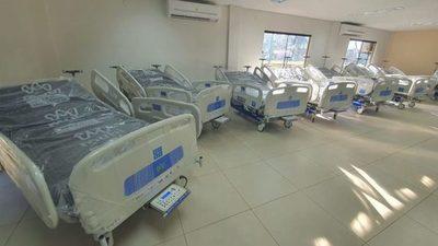 Itaipu realiza otra millonaria entrega de equipos y medicamentos al Ministerio de Salud