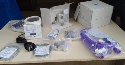 La Nación / Entregaron insumos y medicamentos a hospitales de Caaguazú para mejorar atención