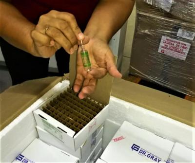 Donaciones de medicamentos y adquisiciones aligeran la carga en hospitales para atención de cuadros graves Covid-19