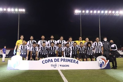 Un equipo colombiano en el camino de Libertad