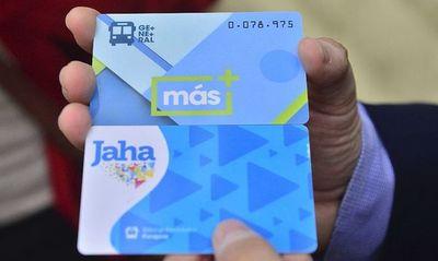 Las tarjetas del billetaje subieron a G. 15.000