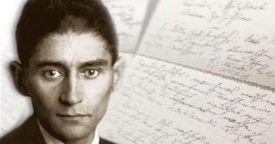 La Nación / Escritos y dibujos inéditos de Kafka, accesibles online