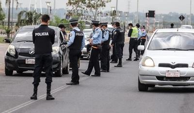 Policía anuncia controles ante ola de asaltos