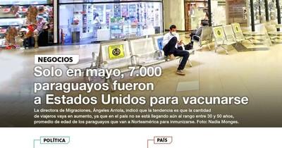 La Nación / LN PM: Las noticias más relevantes de la siesta del 1 de junio