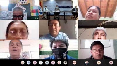MEC inició diálogo participativo con miembros del Consejo Nacional de Educación Indígena