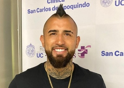 "Vidal da positivo a Covid-19 e investigan si rompió la ""burbuja"""