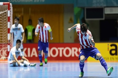 ¡En futsal! Paraguay, Japón y Angola, rivales de España en el Mundial de Lituania