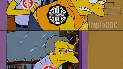 Festín de memes por rivales de Olimpia y Cerro en la Libertadores