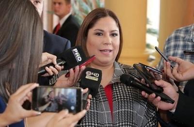 Ministerio Público acusa a Patricia Samudio por lesión de confianza