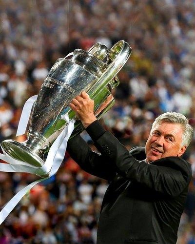 Carlo Ancelotti vuelve al Real Madrid
