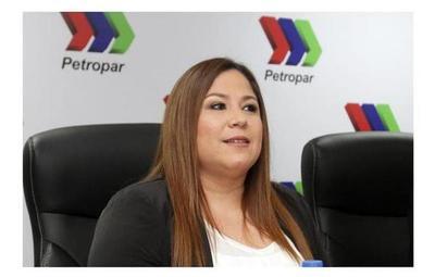Expresidenta de Petropar es acusada por lesión de confianza