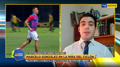 El informe de Cerro Porteño